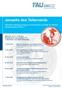 Tellerrand WS 2016-2017